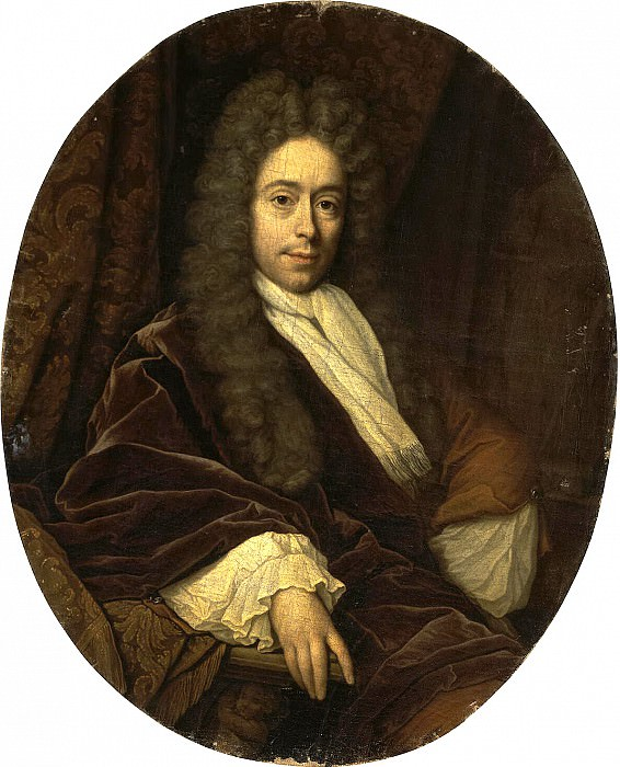 Netsher, Constantin - Portrait of a Man. Hermitage ~ part 09