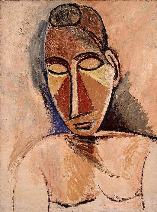 Picasso, Pablo - Nude. Hermitage ~ part 09