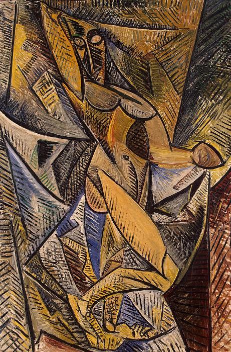 Пикассо, Пабло - Танец с покрывалами. Эрмитаж ~ часть 9