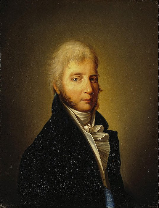 Ortolani Damon, Giovanni Battista - Portrait of Prince Sergei Golitsyn Fedorovich. Hermitage ~ part 09