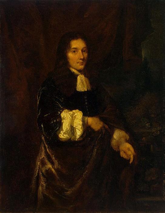 Netsher, Caspar - Portrait of a Man. Hermitage ~ part 09