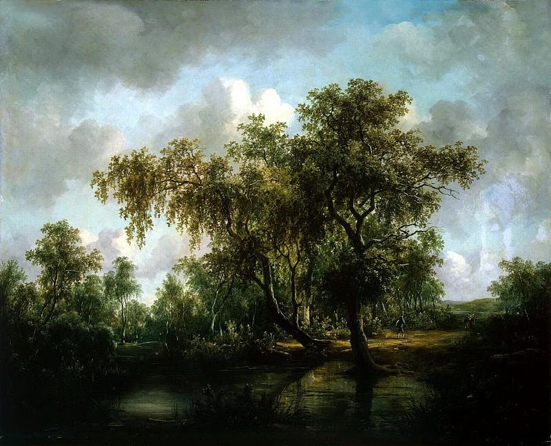 Nesmith, Patrick - Landscape pond. Hermitage ~ part 09