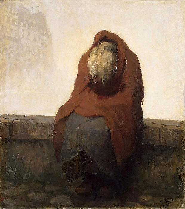 Peiser Kurt - old woman. Hermitage ~ part 09