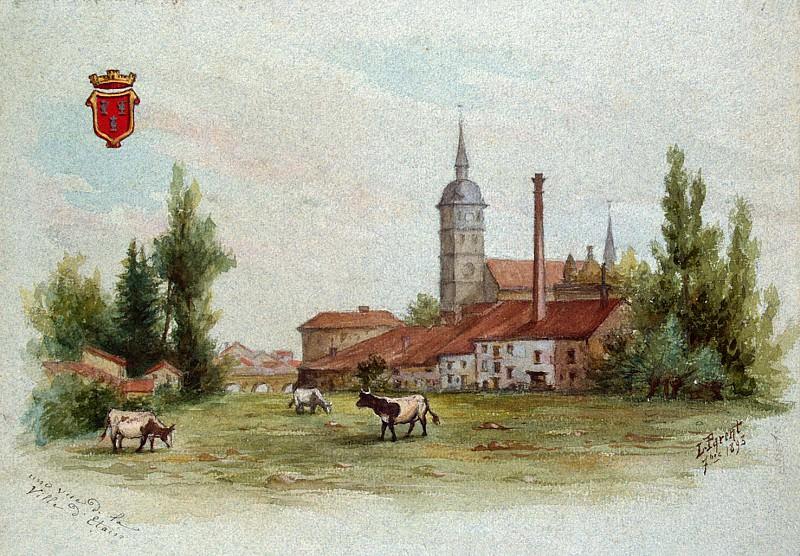 Paran, Leon - View of Ethen. Hermitage ~ part 09