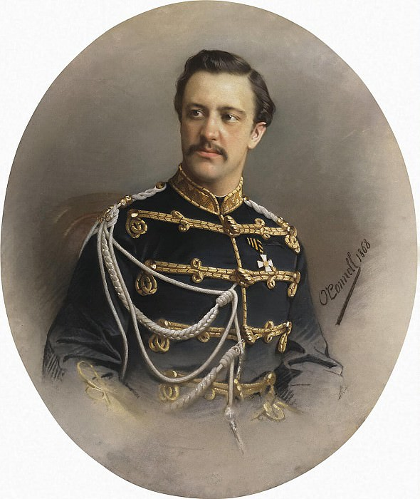 O Connel, Frederick Emilia - Portrait of Count II Vorontsov-Dashkova. Hermitage ~ part 09