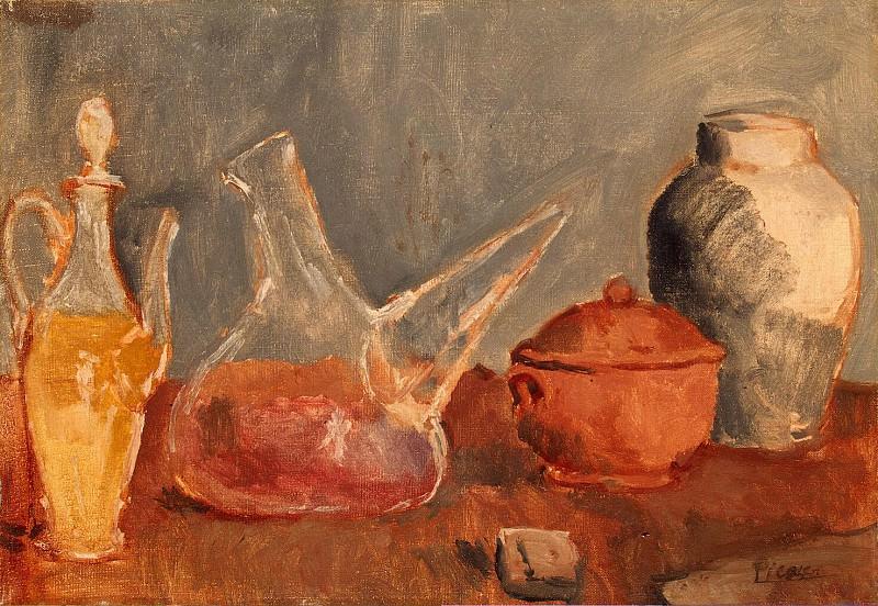 Пикассо, Пабло - Стеклянная посуда. Эрмитаж ~ часть 9