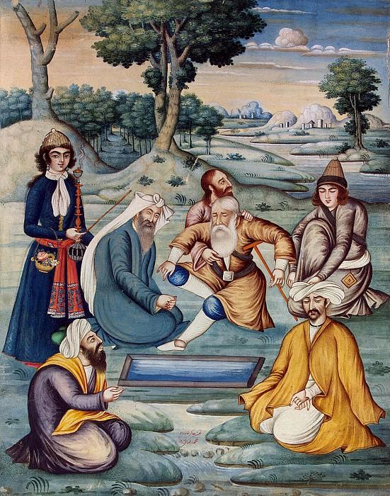 Muhammad Riza Irvani - Bathing in the healing waters. Hermitage ~ part 09