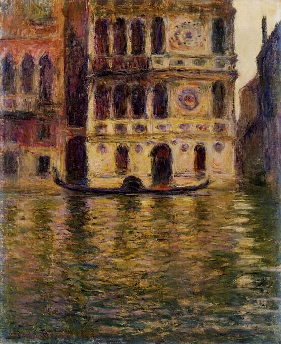 Palazzo Dario 2. Claude Oscar Monet