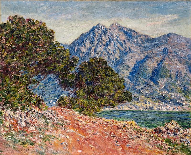 Cap Martin 2. Claude Oscar Monet