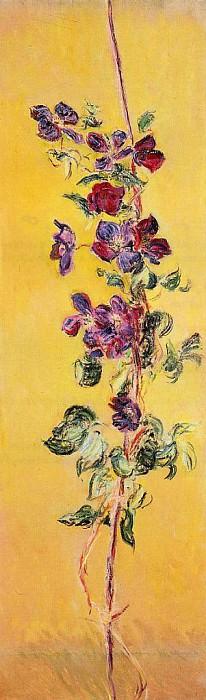 Cobeas. Claude Oscar Monet