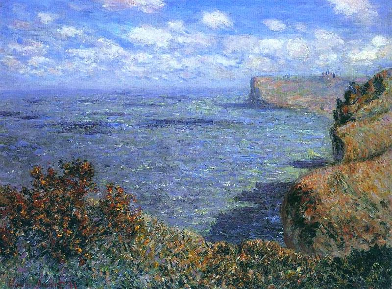 View Taken from Greinval. Claude Oscar Monet