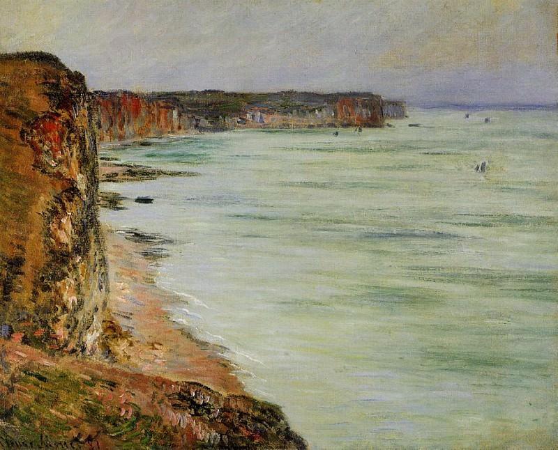 Calm Weather, Fecamp. Claude Oscar Monet