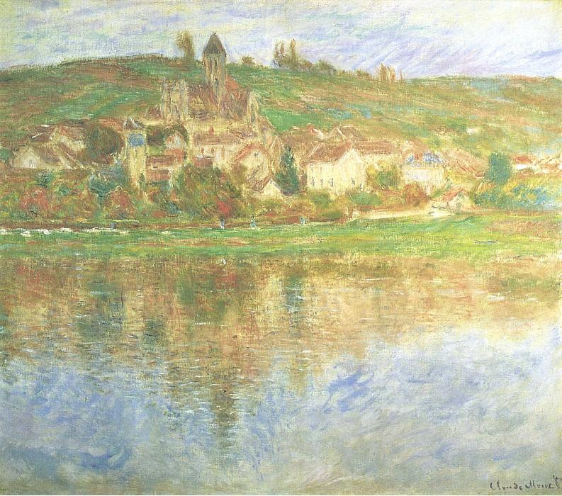 Vetheuil 02. Claude Oscar Monet