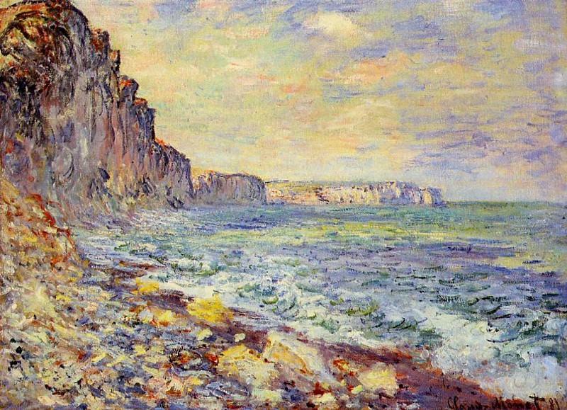 Morning by the Sea. Claude Oscar Monet