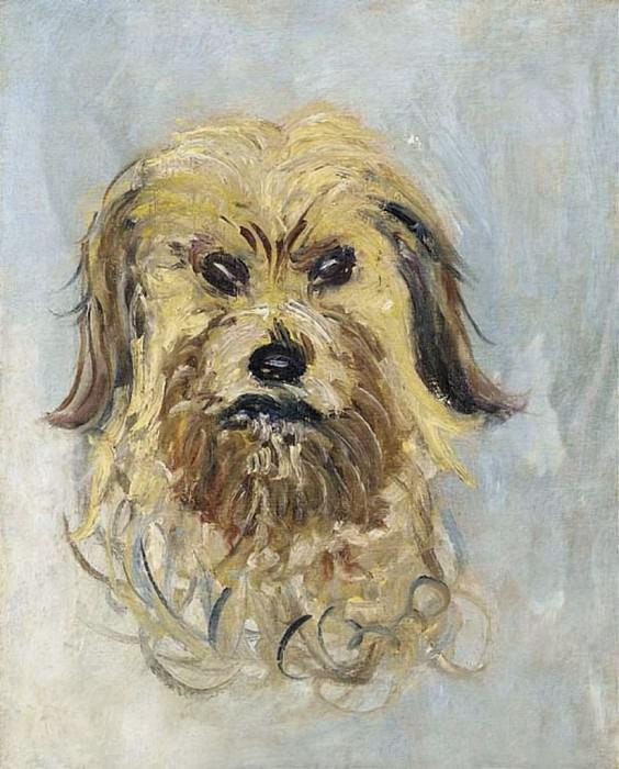 Head of the Dog. Клод Оскар Моне
