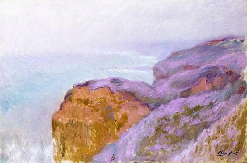 At Val Saint-Nicolas, near Dieppe. Claude Oscar Monet