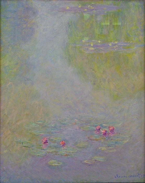 Water Lilies, 1908 05. Claude Oscar Monet