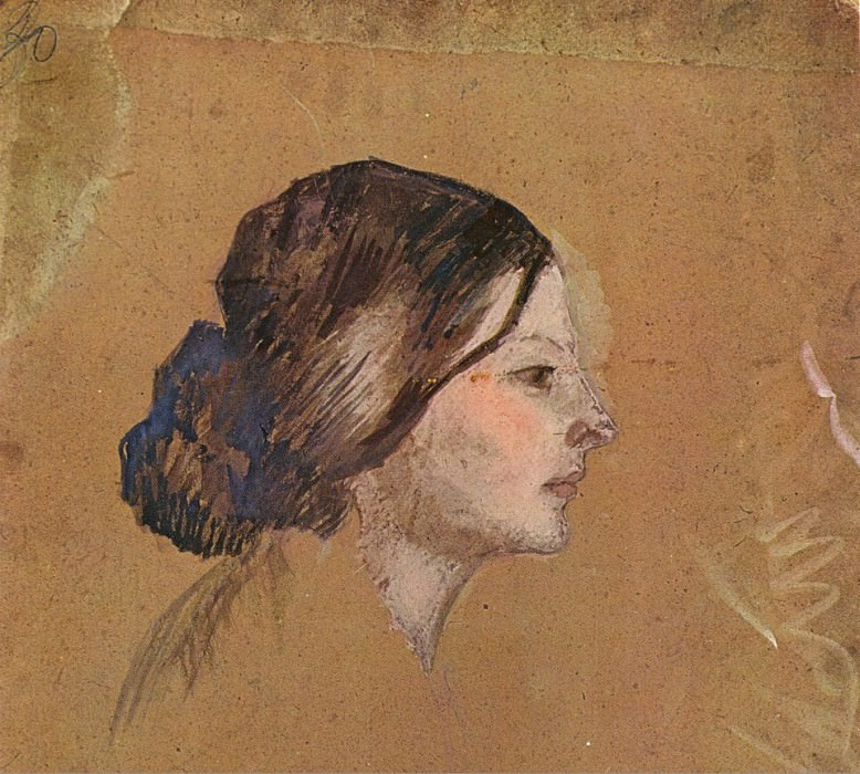1904 Madeleine. Pablo Picasso (1881-1973) Period of creation: 1889-1907
