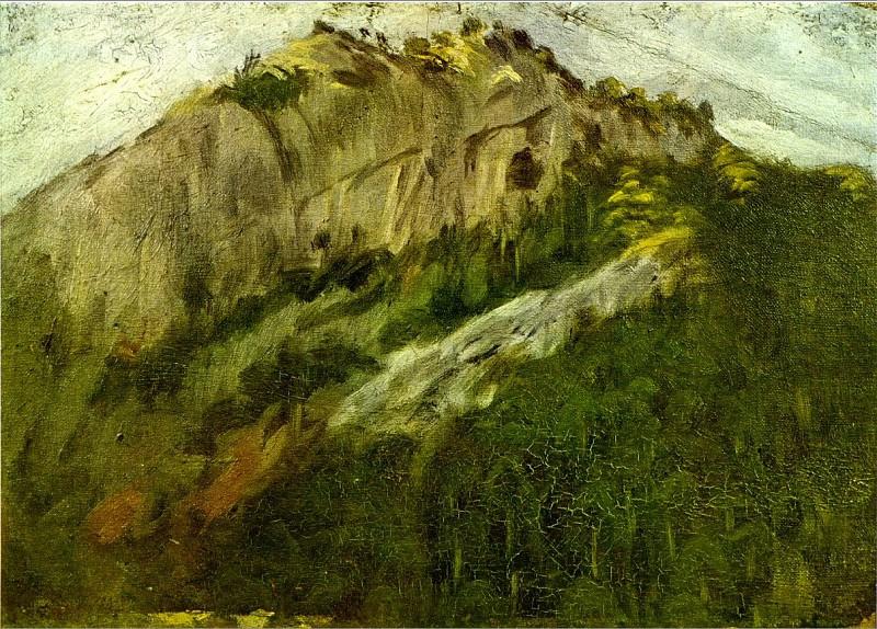 1898 Paysage de Horta dEbre. Pablo Picasso (1881-1973) Period of creation: 1889-1907