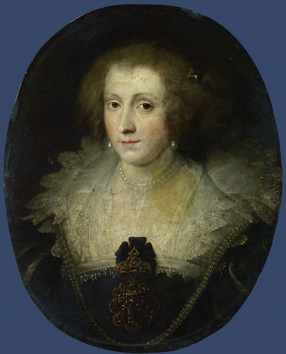 Style of Anthony van Dyck - Portrait of a Woman. Part 6 National Gallery UK