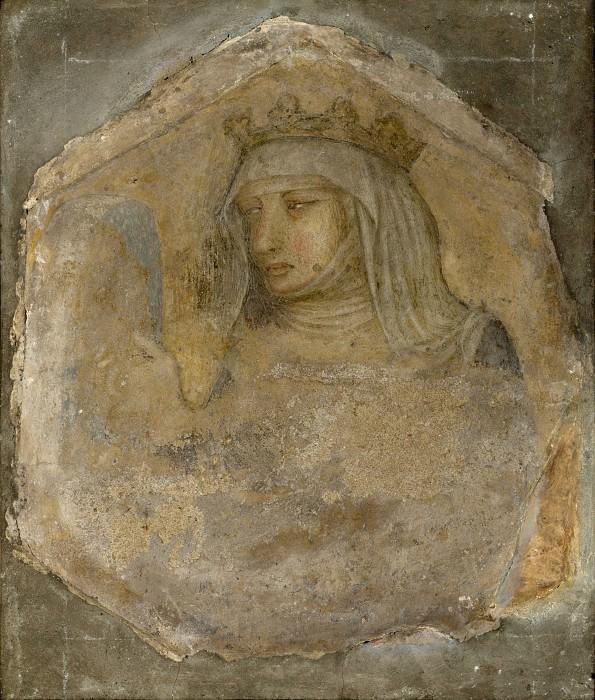 Пьетро Лоренцетти (мастерская) - Святая Елизавета Венгерская. Часть 6 Национальная галерея