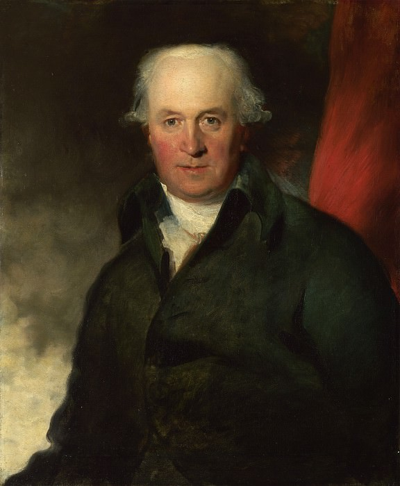 Sir Thomas Lawrence - John Julius Angerstein, aged about 55. Part 6 National Gallery UK