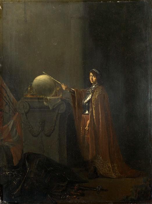Willem de Poorter - An Allegorical Subject (The Just Ruler). Part 6 National Gallery UK