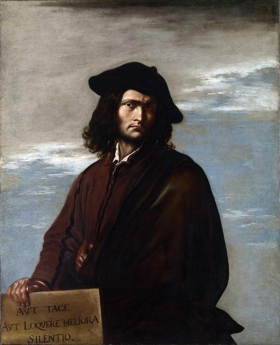 Salvator Rosa - Self Portrait. Part 6 National Gallery UK