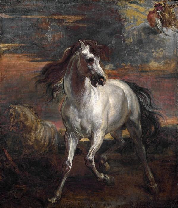 Антонис ван Дейк (манера) - Конь Ахиллеса. Часть 6 Национальная галерея