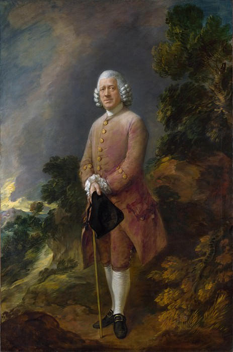 Thomas Gainsborough - Dr Ralph Schomberg. Part 6 National Gallery UK