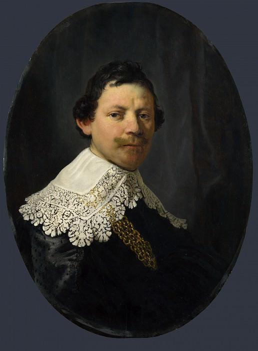 Portrait of Philips Lucasz.. Rembrandt Harmenszoon Van Rijn