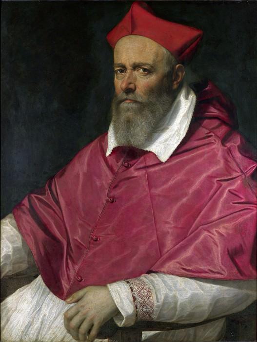 Шипионе Пульцоне - Портрет кардинала. Часть 6 Национальная галерея