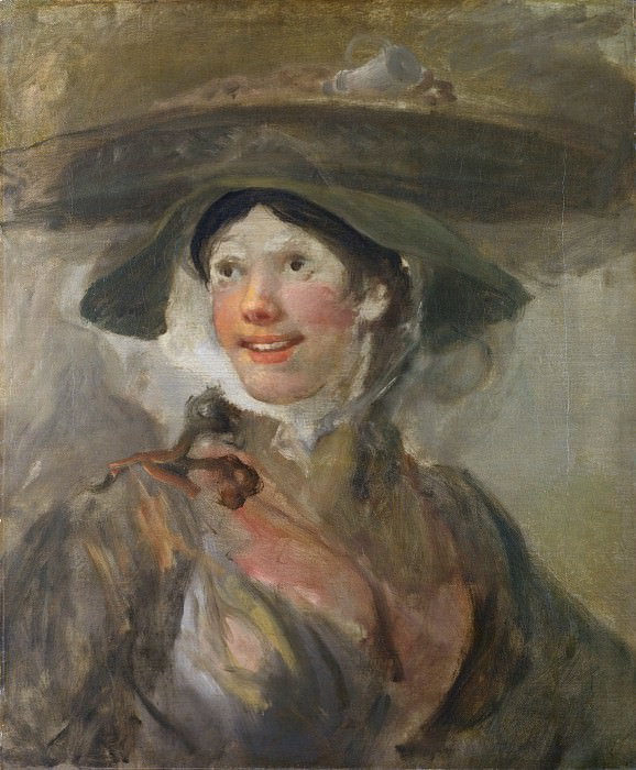 William Hogarth - The Shrimp Girl. Part 6 National Gallery UK