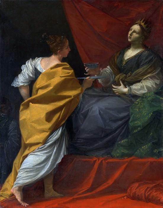 Donato Creti - Artemisia drinking the Ashes of Mausolus. Part 6 National Gallery UK