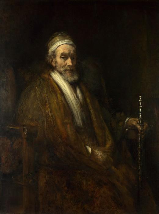 Portrait of Jacob Trip. Rembrandt Harmenszoon Van Rijn