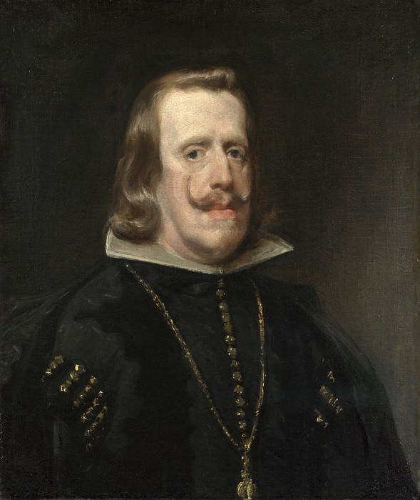 Diego Velazquez - Philip IV of Spain. Part 2 National Gallery UK
