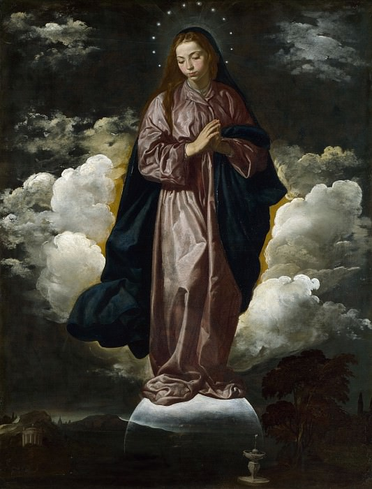Diego Velazquez - The Immaculate Conception. Part 2 National Gallery UK