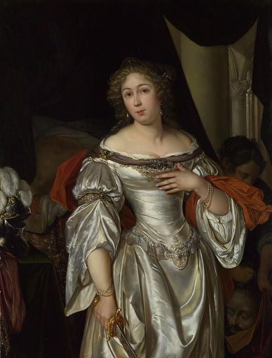 Eglon Hendrik van der Neer - Judith. Part 2 National Gallery UK