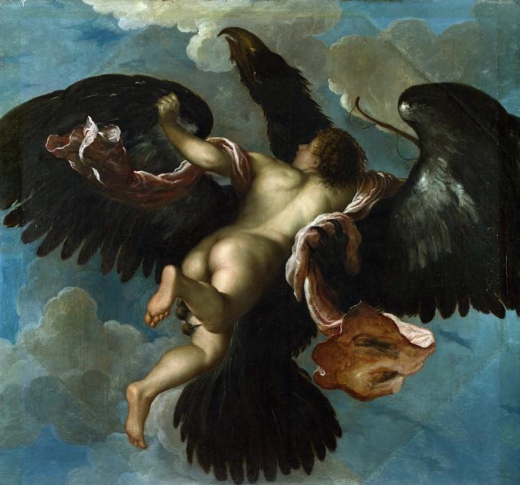 Damiano Mazza - The Rape of Ganymede. Part 2 National Gallery UK