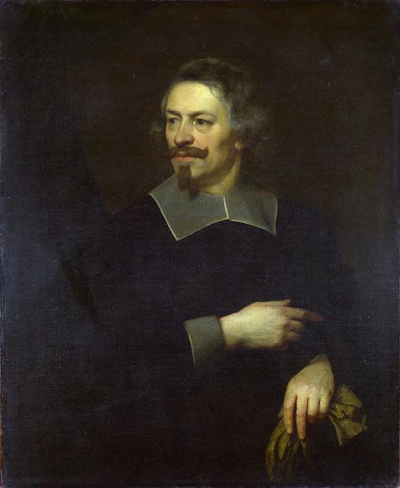 Flemish - Portrait of a Man. Part 2 National Gallery UK