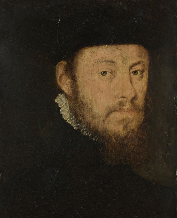 French - Portrait of a Man. Part 2 National Gallery UK