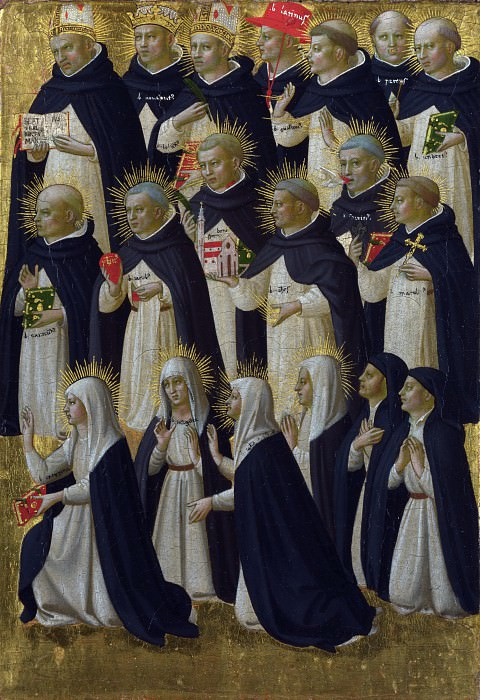 Fra Angelico - The Dominican Blessed. Part 2 National Gallery UK