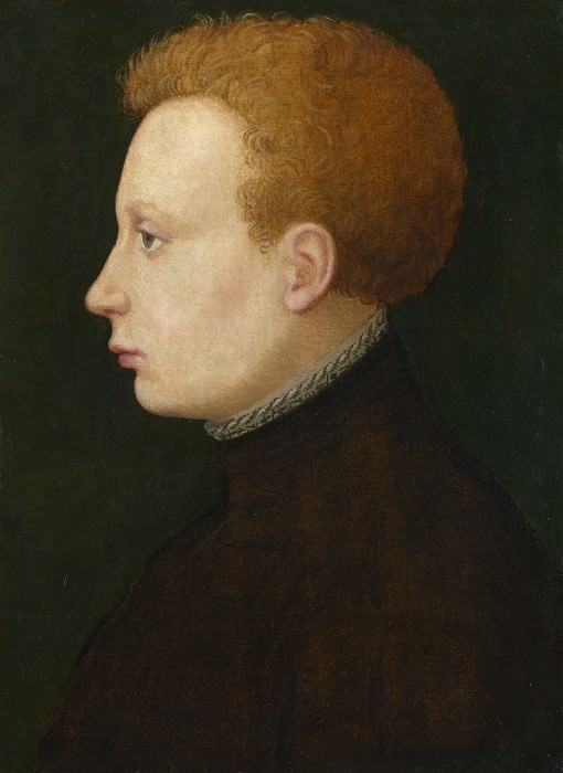 French - Portrait of a Boy. Part 2 National Gallery UK