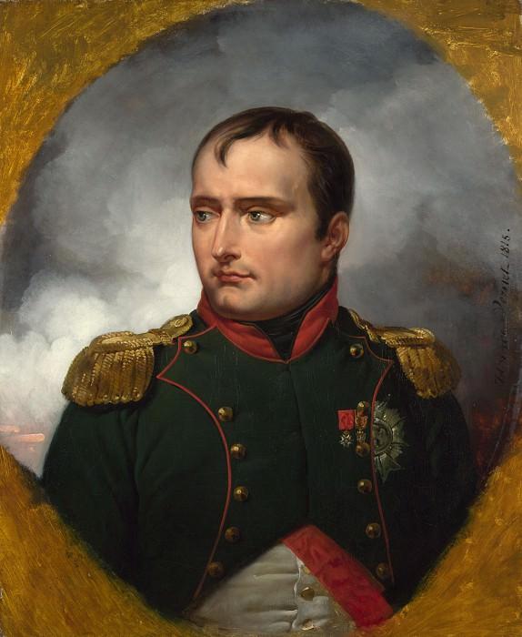 Emile Jean Horace Vernet - The Emperor Napoleon I. Part 2 National Gallery UK