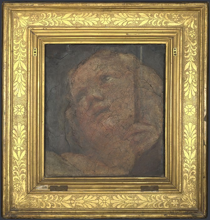 Correggio - Head of an Angel. Part 2 National Gallery UK
