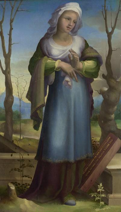 Domenico Beccafumi - Marcia. Part 2 National Gallery UK
