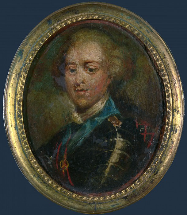 French - Prince Charles Edward Stuart (The Young Pretender). Part 2 National Gallery UK