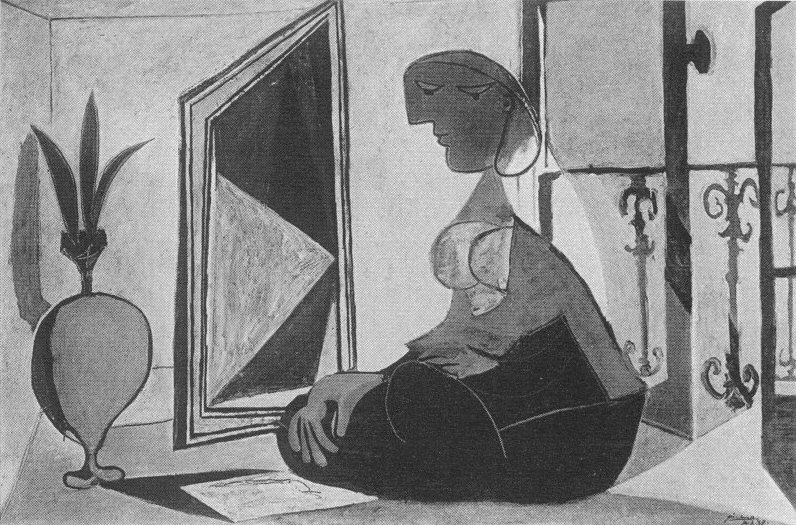 1937 Femme accroupie. Pablo Picasso (1881-1973) Period of creation: 1931-1942