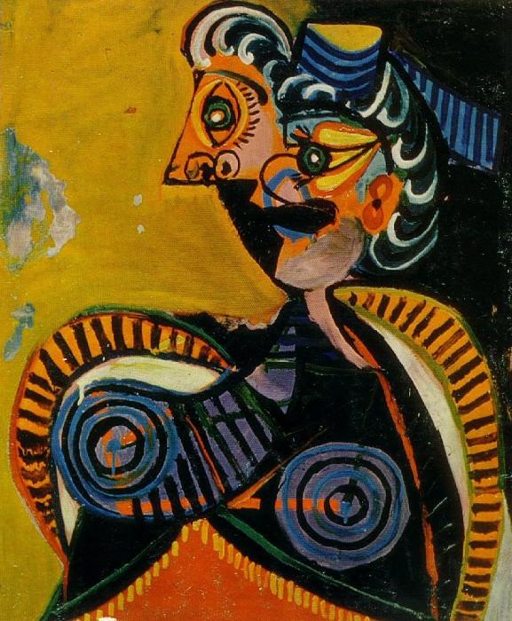 1937 LArlВsienne. Pablo Picasso (1881-1973) Period of creation: 1931-1942
