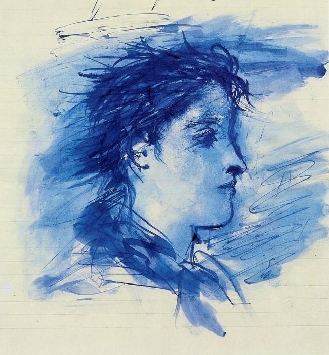 1936 Portrait de Dora Maar. Pablo Picasso (1881-1973) Period of creation: 1931-1942